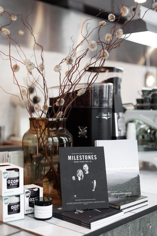 Ozone Coffee Roasters: Spring Sustinere